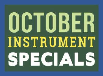 Superior Instrument October 2020 Specials